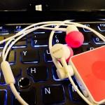 SONYのかわいいBluetoothヘッドセットSBH20買ったら大正解でした!ワイヤレスヘッドフォンって快適!!