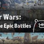 """スターウォーズのウォーリーを探せ?""""Star Wars: The Epic Battles""""が楽しい!アメリカDisneyの無料ゲームらしい。"""