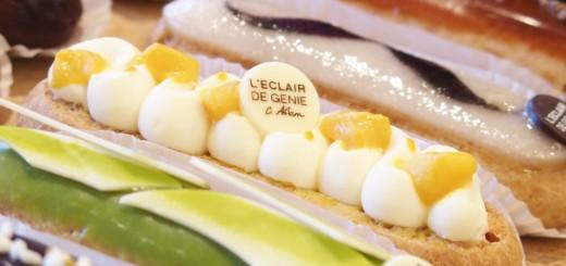 レクレール・ドゥ・ジェニ チーズケーキマングー