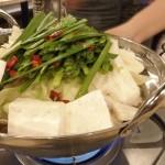 『焼きとん・もつ鍋 お多福』@旭日食肉横丁 立川肉市場で最強レモンサワーとコリコリとフワフワが味わえる