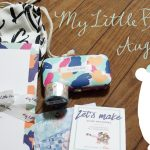 『my little box』8月は友情がテーマ♥毎月届くサプライズボックスはブランドコスメだけで元が取れる!