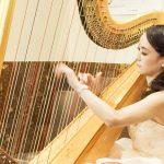 美人ハーピスト平尾祐紀子さんのCD発売記念ミニコンサートに行ってきました!12/5・12/15にはコンサートも♪