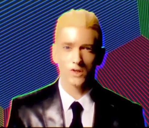 エミネム先生の「Rap God」PVが公開!やっぱすごいーΣ(・ω・ノ)ノ!