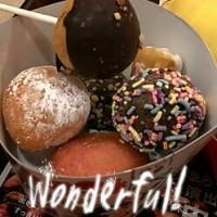 冬季限定ビッツとウッドストックドーナツ!