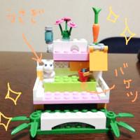 レゴでスマホスタンドを作ってみたら予想以上に良い感じに完成(*´ω`*)