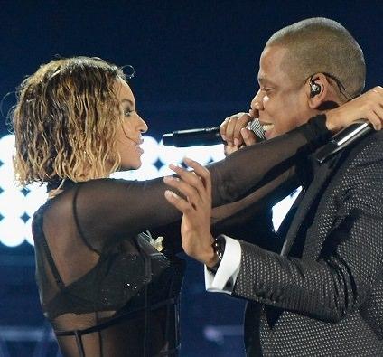 2014グラミー!BeyonceとJayZのパフォーマンスが超セクシー!