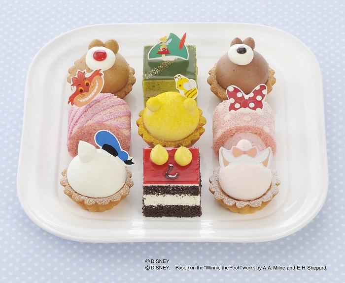 """コージーコーナーの""""こどもの日""""限定スイーツ「ディズニーコレクション」が超かわいい!!!"""