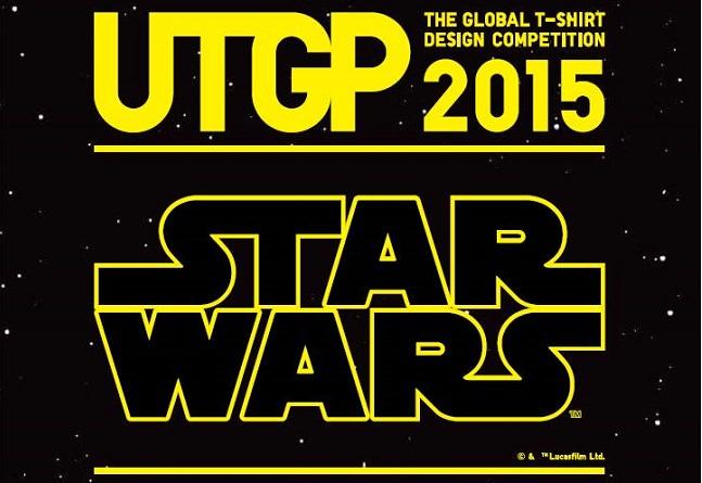 7/14募集開始!Tシャツデザインコンペ「UT GRAND PRIX 2015」今年はスター・ウォーズで超豪華!