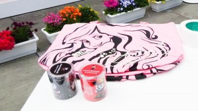 赤坂サカスのママサカスでエッグハントでは抽せんでアリエルのトートバッグやナノブロックが当たる