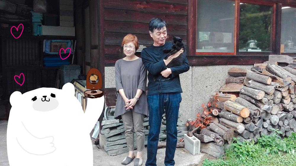 【長野 小諸】手触り、座り心地を追求する優しい木工作品を見に、谷工房・スタジオKUKUを訪ねてきました。