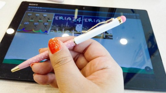 xperia z4 tablet touchpen[5]
