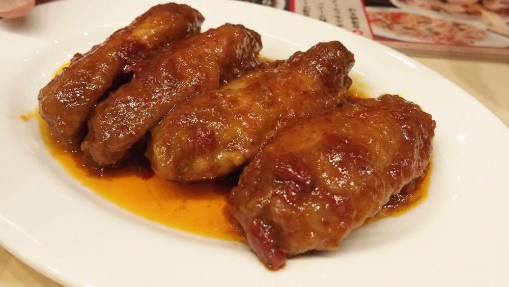 辛くて目が痛い『薄皮餃子酒場・台湾辛料理 八田與一(はったよいち)』@旭日食肉横丁 立川肉市場