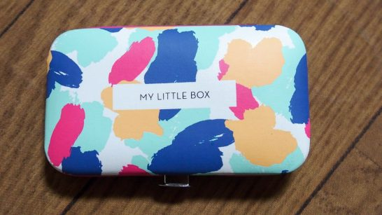 my little box 8月 2016年