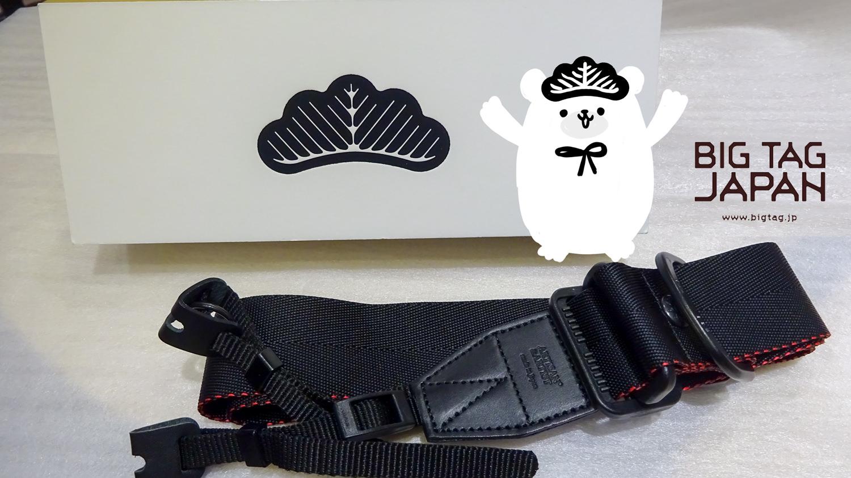 日本の職人の技!指1本で長さ調節の出来るカメラストラップが本当に凄かった!BIG TAG JAPAN × ARTISAN&ARTIST