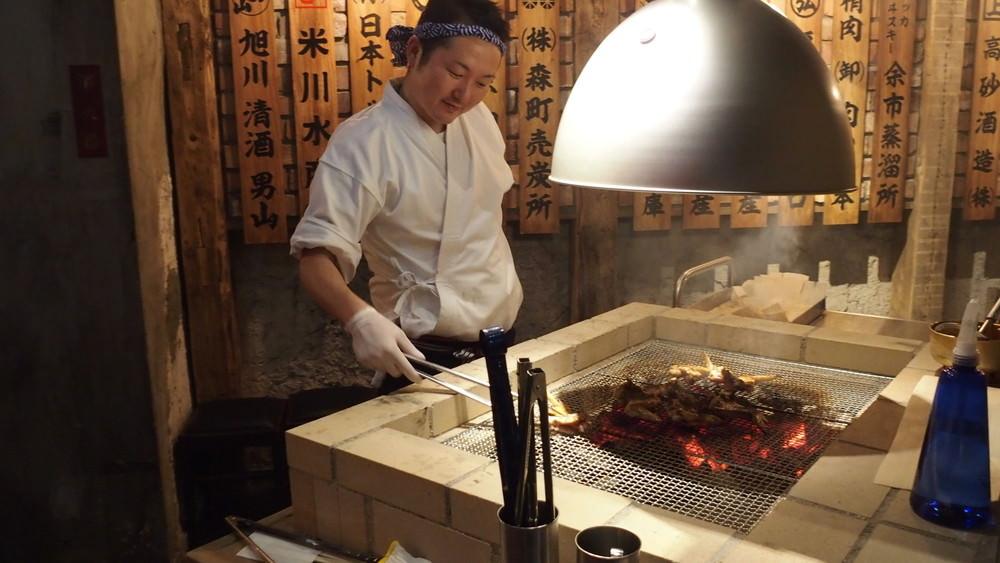 OMG!26日・27日は全品半額!!銀座・新橋で北海道スタイルの海鮮炭火焼「銭函バーベキュー」が9/26(月)オープン!