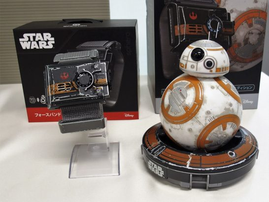 スター・ウォーズ special edition battle-worn bb-8 by sphero