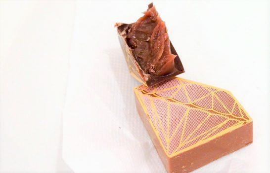デルレイ チョコレート 断面図
