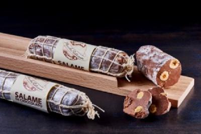 サラミ ディ チョコレート YumikoSAIMURA