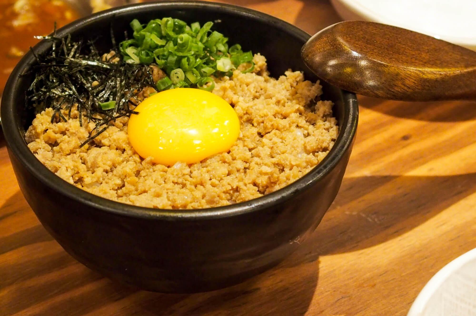 【新宿ランチ】「とり家 ゑび寿」昼も夜も鶏を堪能できます! #新宿名店横丁