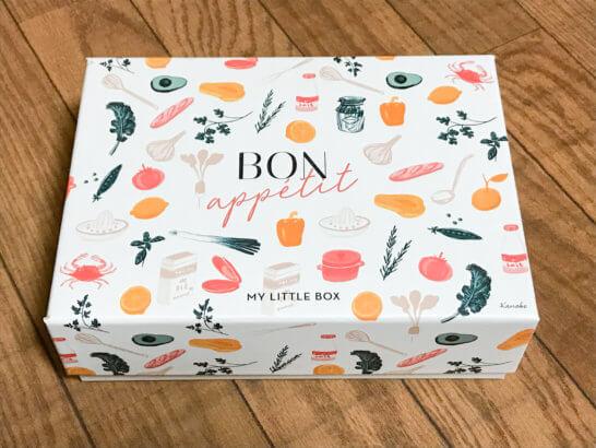My Little Box2018年5月「Bon Appetit!」ボックス